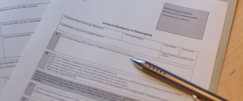 Amtsgericht Coesfeld Formulare